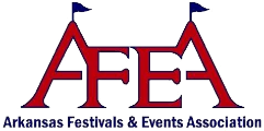 Arkansas Festivals & Events Association Logo
